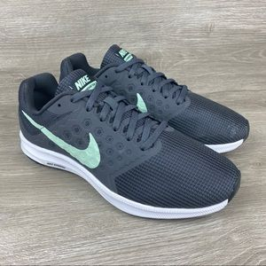 Nike Downshifter 7 Womens Athletic Running Shoes 8
